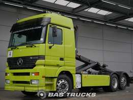 Mercedes Actros 2543 L - To be Imported
