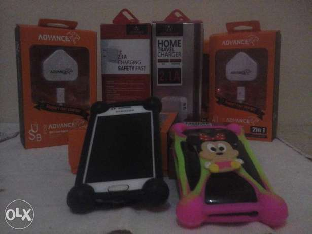 All variety of phone accessories. Fedha - image 1