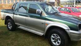 CLEARANCE SALE!!! Mitsubishi double cab 3.0 petrol Rodeo bakkie 4 sale