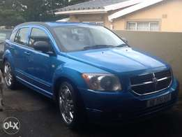 Hot looking 2008 dodge caliber 20sxt with 20inch wheels