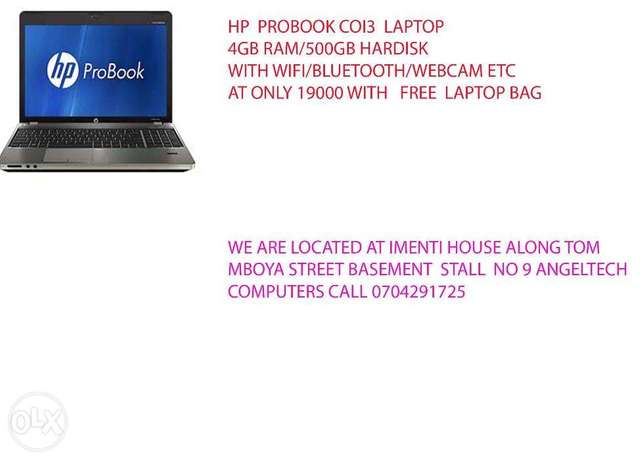 laptop ex uk dell 2gb ram/160gb hdd Nairobi CBD - image 1