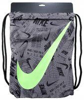 c688cbebd5f54 NIKE lekka torba worek plecak szkoła trening