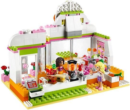Archiwalne Lego Friends Bar Z Sokami Grybów Olxpl