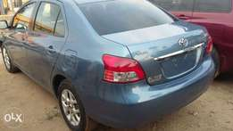 Toks 2008 Toyota Yaris for sale.