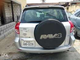 Foreign used Toyota rav4 2007 mode