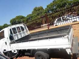 bakkie on hire and all labour loading and offloading