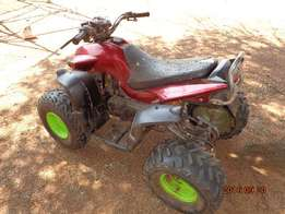 Offroad 150 cc 2Stroke QUAD Automatic with Reverse