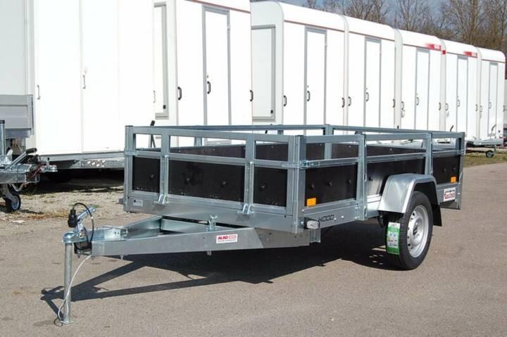TEMA PRAKTI 2312 WL - 750 kg ca. 236x125x45 cm