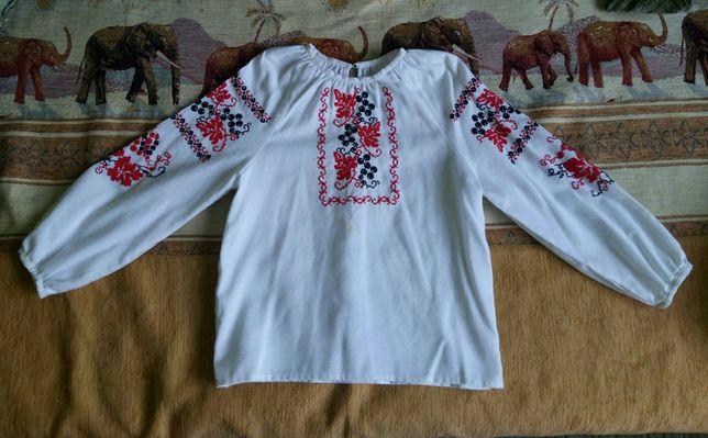 Вышиванка ручная работа вишиванка  250 грн. - Одяг для дівчаток Київ ... 5ef647a855fad
