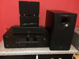 Yamaha HTR-5930 home theater system in good condition still
