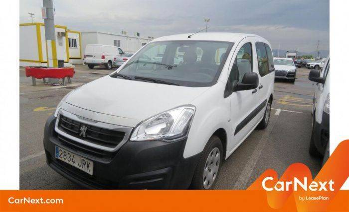 Peugeot Partner Tepee 1.6bluehdi Access 75 - 2016