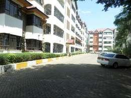 Spacious Apt 3bd all ensuite dsq pool gym to let kilimani