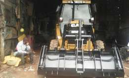 Uay back hoe for sale