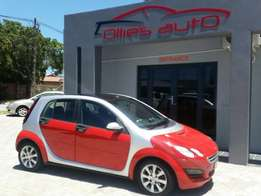 2005 Smart Forfour 1.5