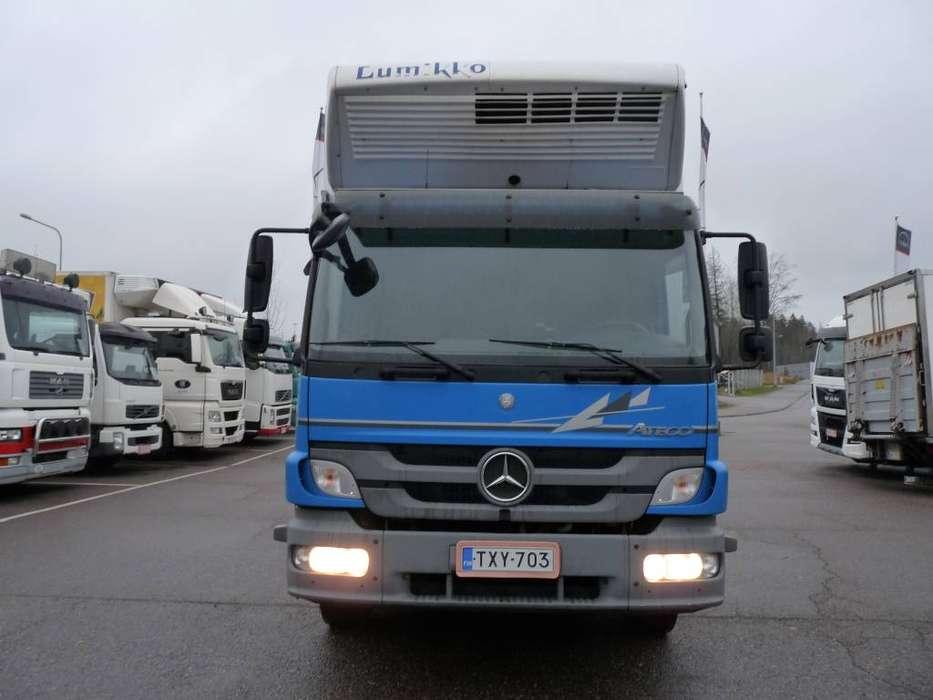 Mercedes-Benz Atego 1524l 4x2 - 2012 - image 2
