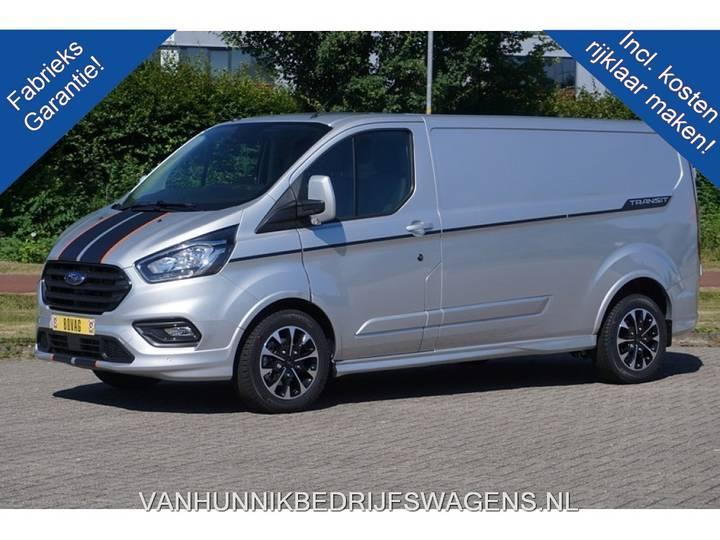 Ford Transit Custom 310L 170PK 2.0 TDCI Limited Sport Airco, C... - 2019