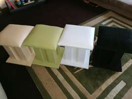 Convenient Ottomans / Stools R85