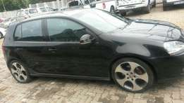 Vw Golf 5 Gti leather seats Manual bargain R99500 not neg