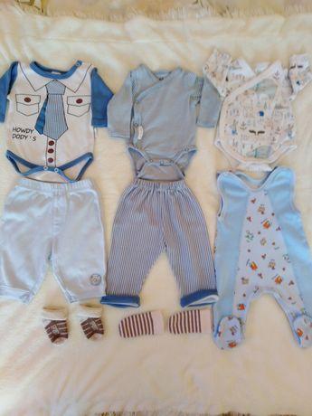Пакет речей для хлопчика (вещи для новорожденного) 50-62р. Коломия -  зображення 8be0a5712b1bd