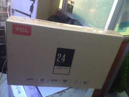 TCL 24 inch verified by Olx agent