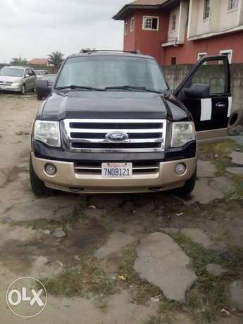 First grade Toks of Ford Expedition Port Harcourt - image 1