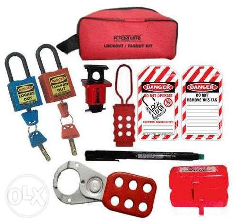 lock out tag, danger tag, scaffolding tag وادي الكبير -  7