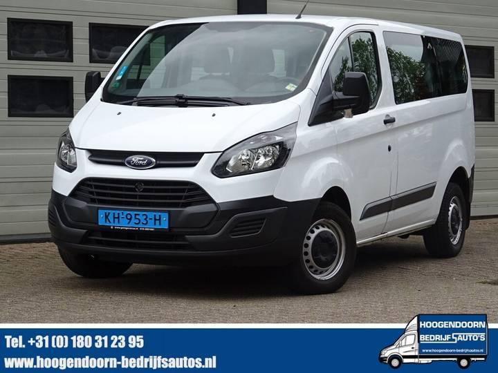 Ford Transit Custom 300 2.2 TDCI 8 Sitze - Kombi - MOTORSCHADE - 2013