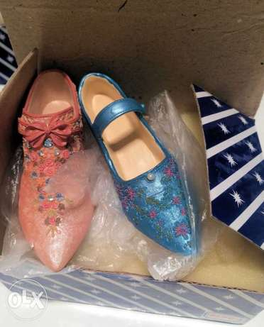 """Collection of """"Putting on The Ritz"""" Miniature Shoes - New الشيخ زايد -  8"""