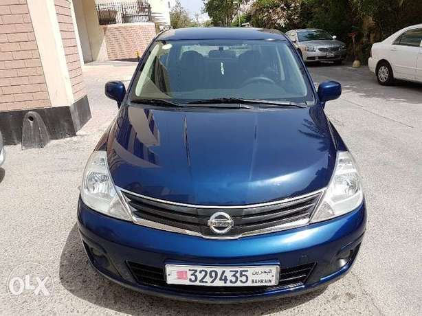 Lady Driven Nissan Tiida for Sale