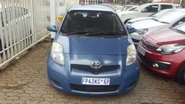 Toyota yaris t3 hatchback automatic, 2009 model for sale