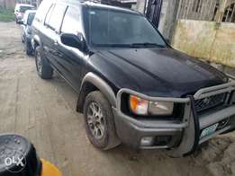 Nissan pathfinder a year used