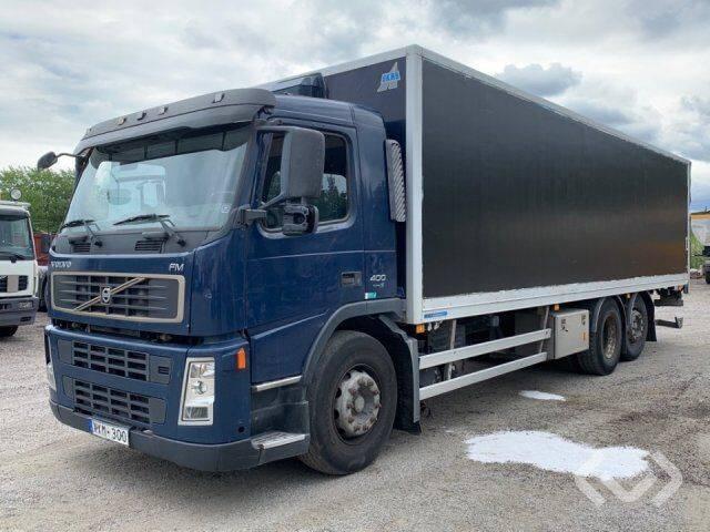 Volvo FM400 6x2 Box (tail lift) - 06 - 2019