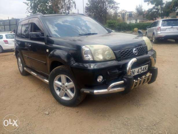 Nissan X-trail. 2004. Well Maintained Kilimani - image 1