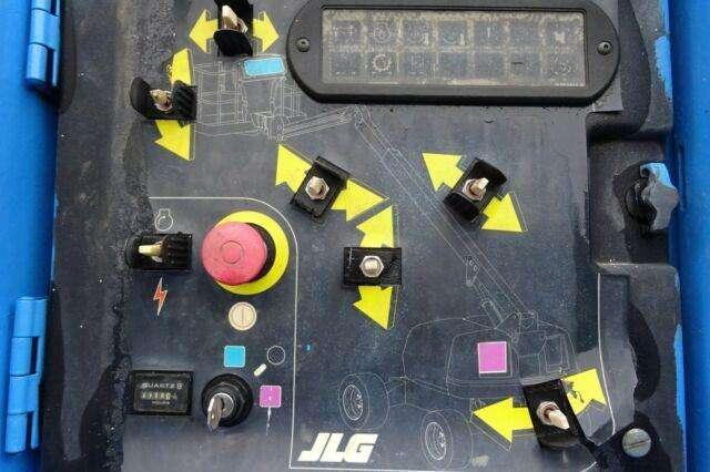 JLG 460 Sj Fl 16 Telehebebuhne - 2001 - image 7