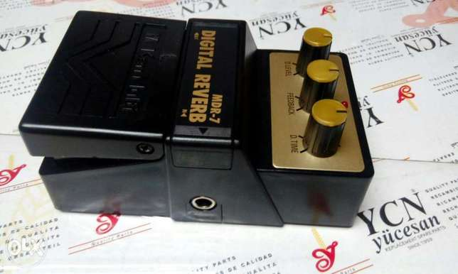 Digital Reverb pedal for sale