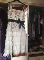 Evening gowns; various sizes & colours; old stock(new not mitumba).
