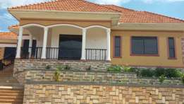 Self contained house at seguku kampala