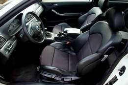 "Bmw E46 M3 Seats ""WANTED"" BLACK"