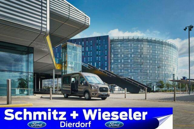 Ford Transit 460 L4 Limited 17/18 Sitzer Bus Nav Xeno - 2019