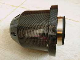 "High Performance Universal Cold Air Intake 3"" Cone Air Filter"