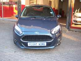 2013 Ford Fiesta 1.0 Eco Boost