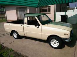 1971 Mazda F1000, immaculate condition