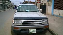 Toyota 4runner 1999/2000 model