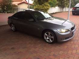 2008 BMW 320i e92 Coupe Auto 72000km