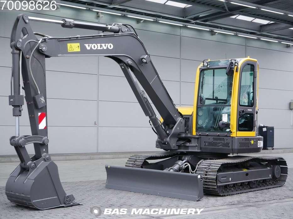 Volvo ECR88 New unused - A/C - 2018