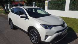 2016 Toyota RAV4 2.0GX Automatic only 5000kms