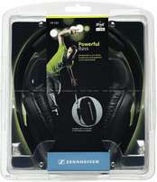 Sennheisser HD 202 Professional DJ Headphones Black NEW NEW.