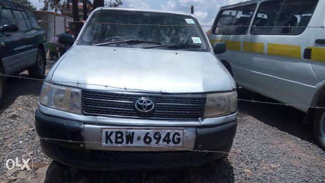 Quick sale! Toyota Probox KBW available at 430k asking price! Nairobi CBD - image 6