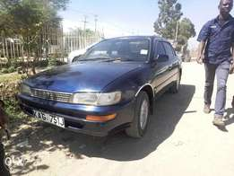 Toyota 100 manual for sale
