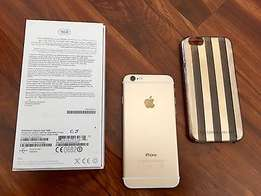 iPhone 6, 16Gb, Gold, in box, excellent condition
